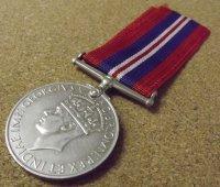 <第二次世界大戦 英国軍 メダル USED>