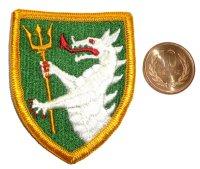 <実物USEDパッチ 米陸軍第108機甲騎兵連隊>