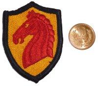 <実物USEDパッチ 米陸軍第107機甲騎兵連隊>