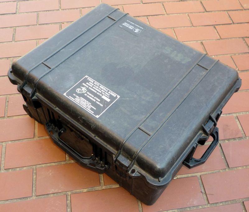 画像2: <実物米軍 PELICAN ペリカン 1610 CASE 道具入れ ケース USED>