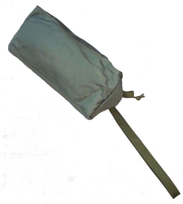 画像4: <MIL Fabric 実物CWU-36/P リメイク 三角柱ポーチ バッグ>