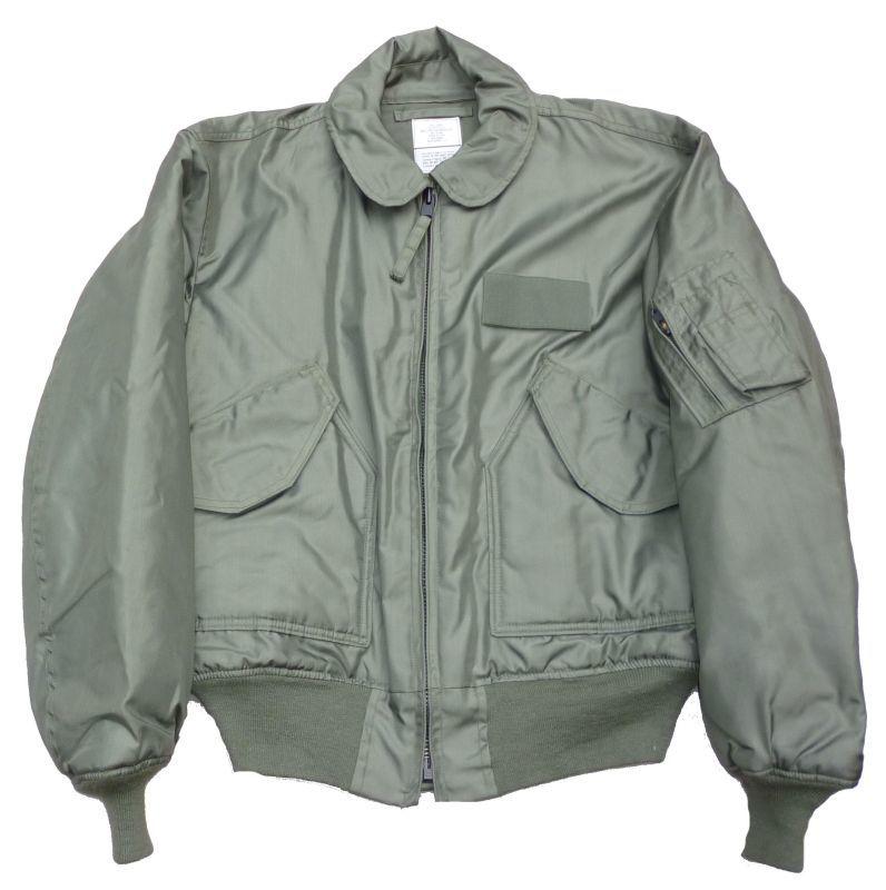 画像1: <実物CWU-45/P フライトジャケット Lサイズ 美品>
